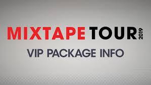 New Kids On The Block News Nkotb The Mixtape Tour Vip