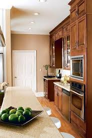 paint colors that look good with dark kitchen cabinets. kitchen_vertical_colors_bring_out_best3. coordinate your kitchen countertop with the wall color. paint colors that look good dark cabinets n