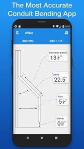 Quickbend Conduit Bending 3 3 3 Apk Download Android