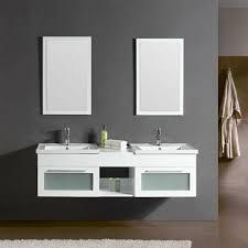 60 double bathroom vanity sets