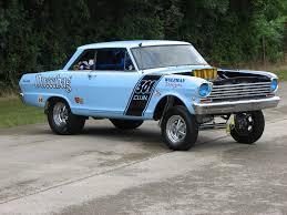Chevy II Nova gasser | '62 thru '64 Canso/ Nova | Pinterest | Cars ...