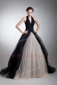 ball gowns uk. new look ball gown black satin halter 2016 wedding dress gowns uk