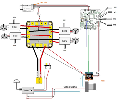 is my wiring correct what s missing multicopter i have the following wiring diagram but i thought i d ask before i began ering anything