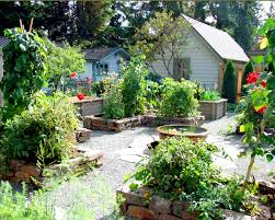 Small Picture Edible Garden Potager Traditional Landscape Seattle by
