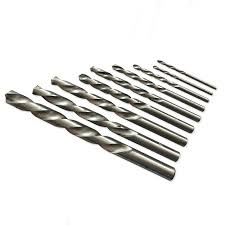 drill bits for steel. 19 pcs/lot steel metal drilling tool twist drill bits sets 1mm to 10mm hole boring hss bit titanium plating-in underwear from mother \u0026 kids on for
