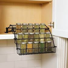 Rubbermaid Coated Wire In Cabinet Spice Rack Target Pull down Cabinet Spice Rack 100100 For the Home 2