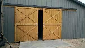 elegant how to build a sliding barn door how to build sliding barn doors for a