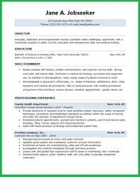 How To Get A Job In The Icu As A New Grad Nurse No Fail Resume And