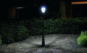 solar powered post cap solar post cap lights most fab solar powered outdoor lamp post lights