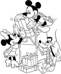 Small Picture Disney Christmas Carols Coloring Sheet Christmas Disney Coloring