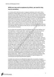 area of study belonging essay year hsc english advanced identity and belonging context essay