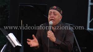 Ntf18, Paolo Isotta e Peppe Barra a Villa Pignatelli - YouTube