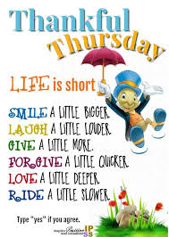 Image result for thankful thursday quotes