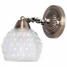 <b>Arte Lamp</b> MALINA <b>A7695AP</b>-<b>1AB бра</b> купить в Москве. Цены ...
