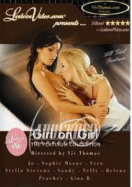 Girl on Girl 2 Viv Thomas DVD Viv Thomas