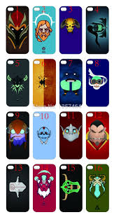 cartoon dota 2 phone case for iphone 4 4s free shipping on