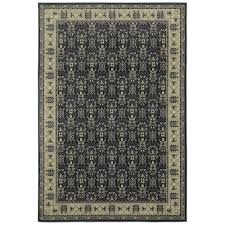 home decorators collection gianna indigo 5 ft 3 in x 7 ft 6 in