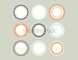 Round Label Template – Bestuniversities.info