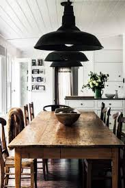 Best  Black Dining Tables Ideas On Pinterest Black Dining - Formal farmhouse dining room ideas