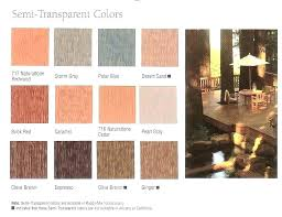 Home Depot Behr Wood Stain Color Chart Behr Brick Stain Londonhousing Co