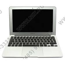 <b>Ноутбук Apple MacBook Air</b> 11 (конец 2010 года) A1370 — купить ...
