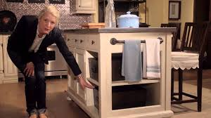 paula deen home river house kitchen island from universal furniture you