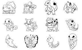 Pokemon Kleurplaat Een Prachtige Kleurplaat Van Jouw Favoriete Serie