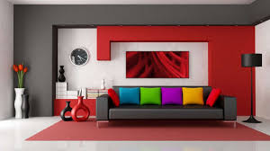 Red And Blue Living Room Decor Living Room Excellent Colorful Living Room Ideas With Colorful