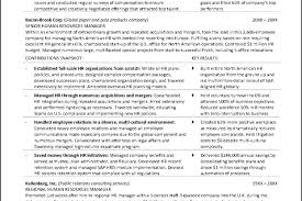 Pr Consultant Sample Resume Resume Hris Resume 11
