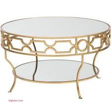 36 round beveled glass table top awesome worlds away worlds away gold leaf iron round coffee