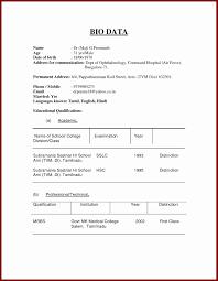 Normal Resume Format Dow Vintage Normal Resume Format Download