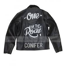 alex turner leather jacket zoom one