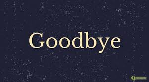 End Of An Era Goodbye Quotes Impressive End Quotes