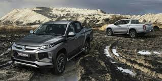 The new Mitsubishi Triton pickup is ready for the world, but not the ...