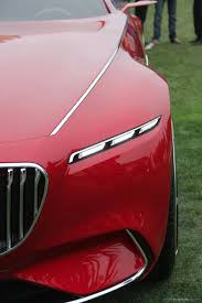 Coupe Series black and pink bmw : Vision Mercedes-Maybach 6 Car Explained by Design VP