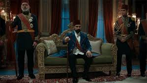 Payitaht Abdülhamid 1.Bölüm İzle 24 Şubat 2017