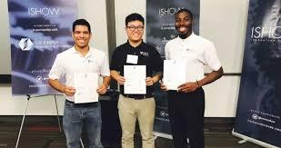 RCEL Alumni Win 2017 ASME IShow Peopleu0027s Choice Award