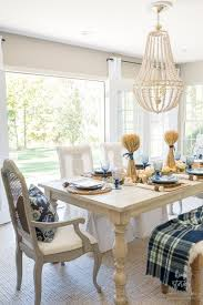 Fabulous Coastal Thanksgiving Tables - Sea Green Designs LLC