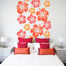 Small Picture Design stencils for walls