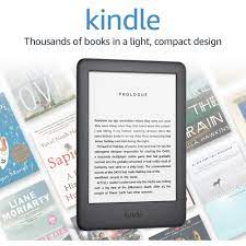 Tặng Cover] Máy đọc sách Kindle Basic 2019 - All-new-kindle 2019 - có đèn  nền, bản 8GB - chính hãng, mới 100% tại Hà Nội