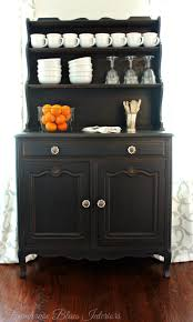 Kitchen Hutch Kitchen Styles Buffet With Hutch With Dinner Party Items Also
