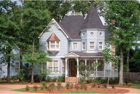 Eplans Queen Anne House Plan   Classic Victorian Home      Front