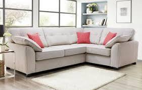corner sofa bed. 21daydelivery Kirkby Left Hand Facing 3 Seater Deluxe Corner Sofa Bed KIrkby Plain
