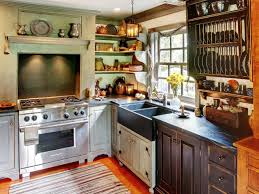 Rustic Kitchen For Small Kitchens Kitchen Cabinet Hardware Ideas Pictures Options Tips Ideas Hgtv