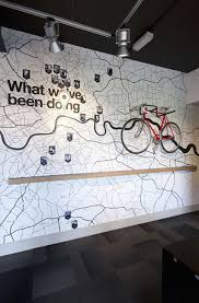 office wall design ideas. like the idea of a map ont he wall behind reception area to show what weu0027re working onhave been on could be world clients who are office design ideas i