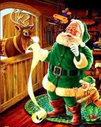 Image result for original santa claus color