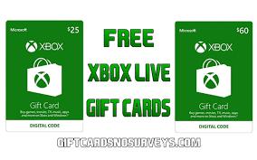 free xbox live codes no human verification