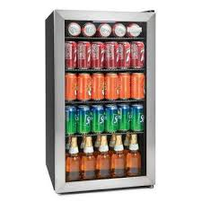 135 can stainless steel beverage cooler