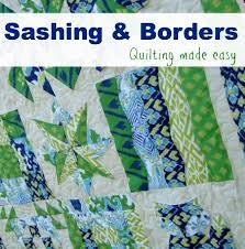 Sashing and Borders- Quick as a Fox Quilt Along &  Adamdwight.com