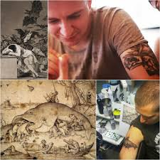 тату оксимирона значение какие татуировки у Oxxxymiron